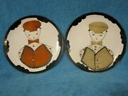 Vintage Japan Royal Sealy Sauce Dishes Hand Made Porcelain Wall/saucer/plates2