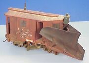 On3/on30 Wiseman Model Services Rgs Rio Grande Southern Plow Flanger 02 Kit