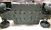 2014 - 2021+ Polaris Ranger Midsize 570 Crew Full Skid Plate And A-arms Guards