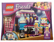 New Lego Friends Stephanie's Rehearsal Stage 41004 Factory Sealed Girls Playset