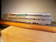 Broadway Ltd Ho Scale California Zyphyr Vista Dome Dormitory New Unlettered