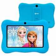 Kids Tablet 7-inch 16gb Wifi Android Bluetooth Toddler Children Learn Read Watch