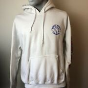 Mammoth Mountain California Official Ski Pull-over Hoodie Sweatshirt Size L