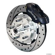 Wilwood 140-9053-d Fdli 12.19 Inch Front Disc Brake Kit 1979-90 Gm
