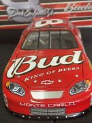 2003 Dale Earnhardt Jr 8 • Budweiser King Of Beers • 124 Scale • Action