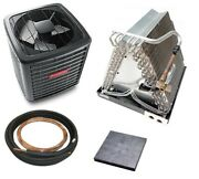 Goodman Gsx13 13 Seer Central Air Conditioning Packages - Free Shipping