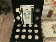 First World War Collection Silver 16 Coin Set With Certificate Macquarie Mint