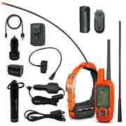 Garmin Astro 430 / T5 Collar Dog Tracking Bundle With Wearable4u Power Pack