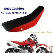 Foam Off Road Seat Cushion Motocross Complete Seat For Honda Crf230f 2015-2019