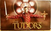 The Tudors The Complete Series Dvd, 2010, 15-disc Set