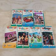 Viewmaster Video Vhs Kidsongs Music Video Stories Lot Of Farm I Can Do It