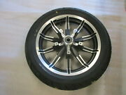 748. Harley Davidson Touring Rim Front With Tyre Front Wheel 300 X 17 Inch Rim