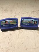 Vtech Innotab 2 Games Mickey Mouse Club House Dora The Explorer Lets Help