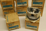 1968, 1969 Cadillac Nos Engine Piston And Ring Set