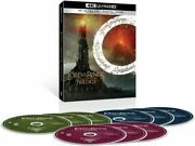 Lord Of The Rings The Motion Picture Trilogy Used - Very Good Dvd