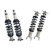 Ridetech 11510210 Complete Hq Series Coilover System 97-13 Vette
