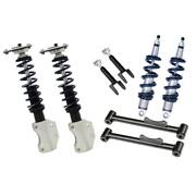 Ridetech 12130210 Complete Hq Series Coilover Kit 90-93 Mustang