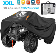 Clawscover Quad Atv Covers Xxl 88 Inches Waterproof Heavy Duty 420d Oxford