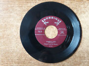 1958 Very Good+ Tompall And The Glasers – Yakety-yak / Sweet Lies 1006 Robbins 45