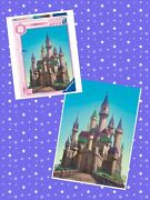 New Disney Castle Collection Sleeping Beauty Aurora Puzzle Ravensburger In Hand