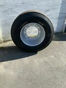 445/45-r19.5 Super Single Farm/const. Agri Use Fully Assembled New Wheel And Tyre.
