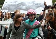Noble Mission 09 Ridden By James Doyle Horse Racing Photo Prints-keyrings-mugs