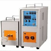 40kw 30-80khz High Frequency Induction Heater Furnace 40ab Good