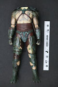 Hot Toys Mms147 Ht 1/6 Scale Tracker Predator Body Figure 12in. Collectible New
