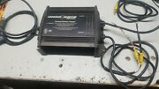 Minn Kota Mk210 On-board Battery Charger 2 Bank 10 Amp Tested And Working