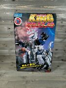 New Open Box King Gojulas Zoids By Tomy Super Rare Sold As Is