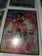 Raditz Brotherly Hate Assault Of The Saiyans Pre-release Promo Mint Dbs Ccg