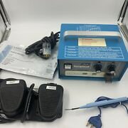 Valleylab Surgistat B Solid-state Electrosurgery W/ Pencil And Foot Switch