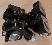 Weber Turbocharger And Exhaust Manifold Assembly