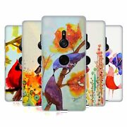 Official Sylvie Demers Birds 3 Soft Gel Case For Sony Phones 1
