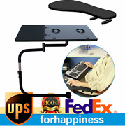 Chair Keyboard Support Chair Arm Clamp Wrist Support Mouse Pad Arm Rest Office