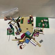 Lego Friends Heartlake Riding Club Horse Stable 41126 99 Complete Instructions