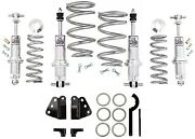 Viking® Warrior Front And Rear Coil-overs - 4 Pack 12-15 Camaro Sb W/sway Bar Mt