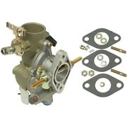 Carburetor For Type Zenith, Reversible Throttle And Choke Levers 0-12566