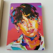 Bts Jungkook Mtpr Lens Acrylic Photo Love Yourself Map Of The Soul One Be Bt21