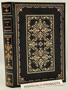 Franklin Library Faust 1 And 2 Collector's Oxford Edition Leather Heaven Hell Rare