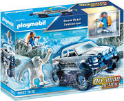 Playmobil Off Road Action - Snow Beast Expedition 70532 Kids 6 To 12 Yrs Old