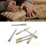 20pcs Brass Mini Wire Pencil Brush Set For Rotary Tool Best Durable