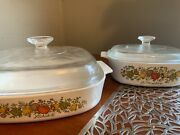 Corning Ware Spice Of Life Vintage