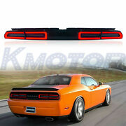 Tail Light Rh And Lh Pair Set Rear Lamps Fit For Dodge Challenger Se R/t 2008-2014