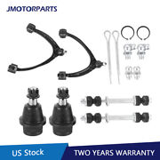 Front Control Arm Ball Joint Assembly For 2007-2015 Chevy Silverado Gmc Sierra