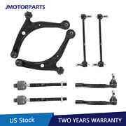 Front Lower Control Arm Ball Joints Assembly For Acura Mdx Honda Pilot 3.5l