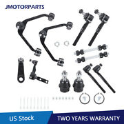 Front Upper Control Arm Tierod Ball Joint For Ford F-150 F-250 Expedition 2wd
