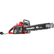 12 Amp Electric Chainsaw Automatic Bar And Chain Oiler Heavy Duty Durable 16in