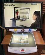 Freedom Scientific Topaz 22 Hd Vision Video Magnifier Large 22 Inch Screen