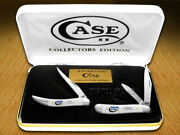 Case White Delrin Coal Toothpick Peanut 1/500 Knives 2